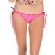 VOLCOM Simply Solid Flutter Back Skimpy Bikini Bottom