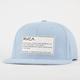 RVCA Infograff Mens Starter Snapback Hat
