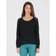VOLCOM Lace-a-Lot Womens Sweatshirt