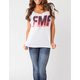 FMF Ticket Womens Tee