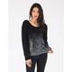 VOLCOM Metallic Womens Sweater
