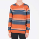 VOLCOM Understated Stripe Boys Sweater