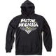 METAL MULISHA Nate Diaz Elevate Mens Hoodie