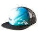 RUSTY The Hi Life Mens Trucker Hat