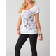 METAL MULISHA Tragic Love Womens Tee