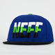 NEFF Tripple Mens Snapback Hat