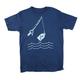 RUSTY Lure Mens T-Shirt