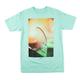 RUSTY Fin Day Mens T-Shirt