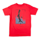 RUSTY Surf Sled Mens T-Shirt
