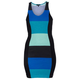 HURLEY Babes Fitted Body Con Dress