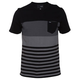HURLEY Threat Mens Pocket Tee