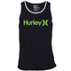 HURLEY One & Only Mens Mesh Tank