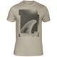 HURLEY Jaws Mens T-Shirt