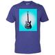 HURLEY Guitar Mens T-Shirt