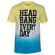 HURLEY Head Bang Mens T-Shirt