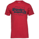 HURLEY Bannerbolt Mens T-Shirt
