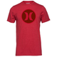 HURLEY Block Party Icon Mens T-Shirt