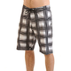 VOLCOM Wavey Plaid Mens Boardshorts