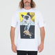 VOLCOM John Baldessaris Mens T-Shirt