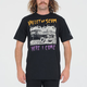 VOLCOM Ozzie Valley of Scum Mens T-Shirt