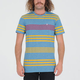 VOLCOM Stripe Stone Mens T-Shirt