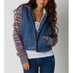 O'NEILL Johnny Womens Denim Jacket
