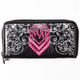 METAL MULISHA Seduction Wallet
