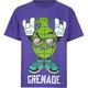 GRENADE Rock On Boys T-Shirt