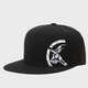 METAL MULISHA Rear Mens Snapback Hat