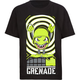 GRENADE Angry Man Boys T-Shirt