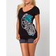 METAL MULISHA Real Love Womens Tee
