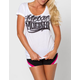 METAL MULISHA Country Love Womens Tee