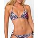 METAL MULISHA Rosie Triangle Bikini Top