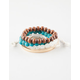 FULL TILT Bead & Bangle Bracelet Set