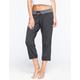 HURLEY Marled Womens Crop Pants