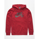 NIKE SB Icon Crackle Mens Hoodie