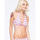 QUINTSOUL Reversible Kailua Wrap Bikini Top