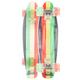 SUNSET SKATEBOARDS Rasta Stripe Skateboard