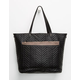 Four In One Faux Leather Tote