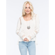 PATRONS OF PEACE Lace Crochet Womens Top
