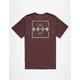 KR3W Krossblock Mens T-Shirt