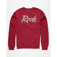 ROOK Smoke Stacks Mens Sweatshirt