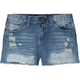 YMI High Rise Womens Denim Shorts