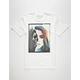 RIOT SOCIETY Skull Face Watercolor Mens T-Shirt