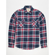 COASTAL Old Town Mens Flannel Shirt