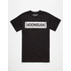 HOONIGAN Censor Bar Mens T-Shirt
