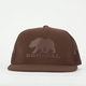 NOR CAL Black Bear Mens Trucker Hat