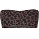 FULL TILT Flocked Cheetah Bandeau