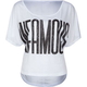 INFAMOUS Logo Womens Tee