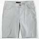 KR3W Wilson Mens Slim Shorts